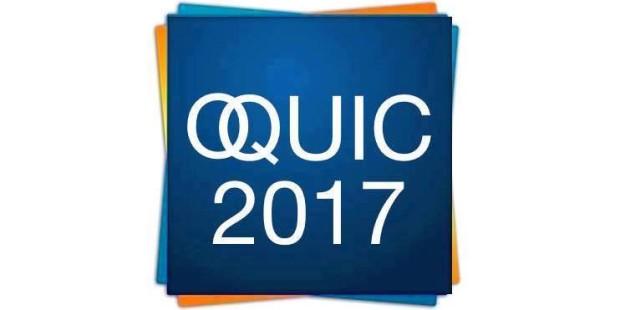 OQUIC 2017 logo