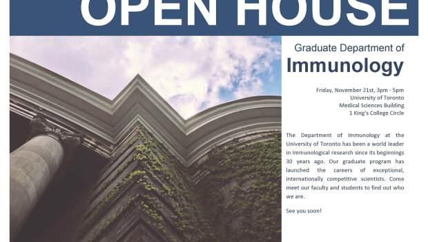 Immunology Flyer