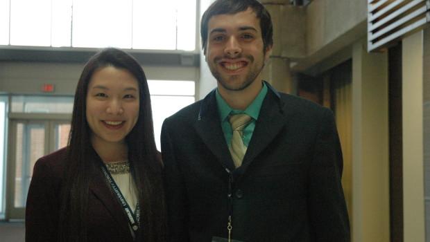 Yoojin (left)